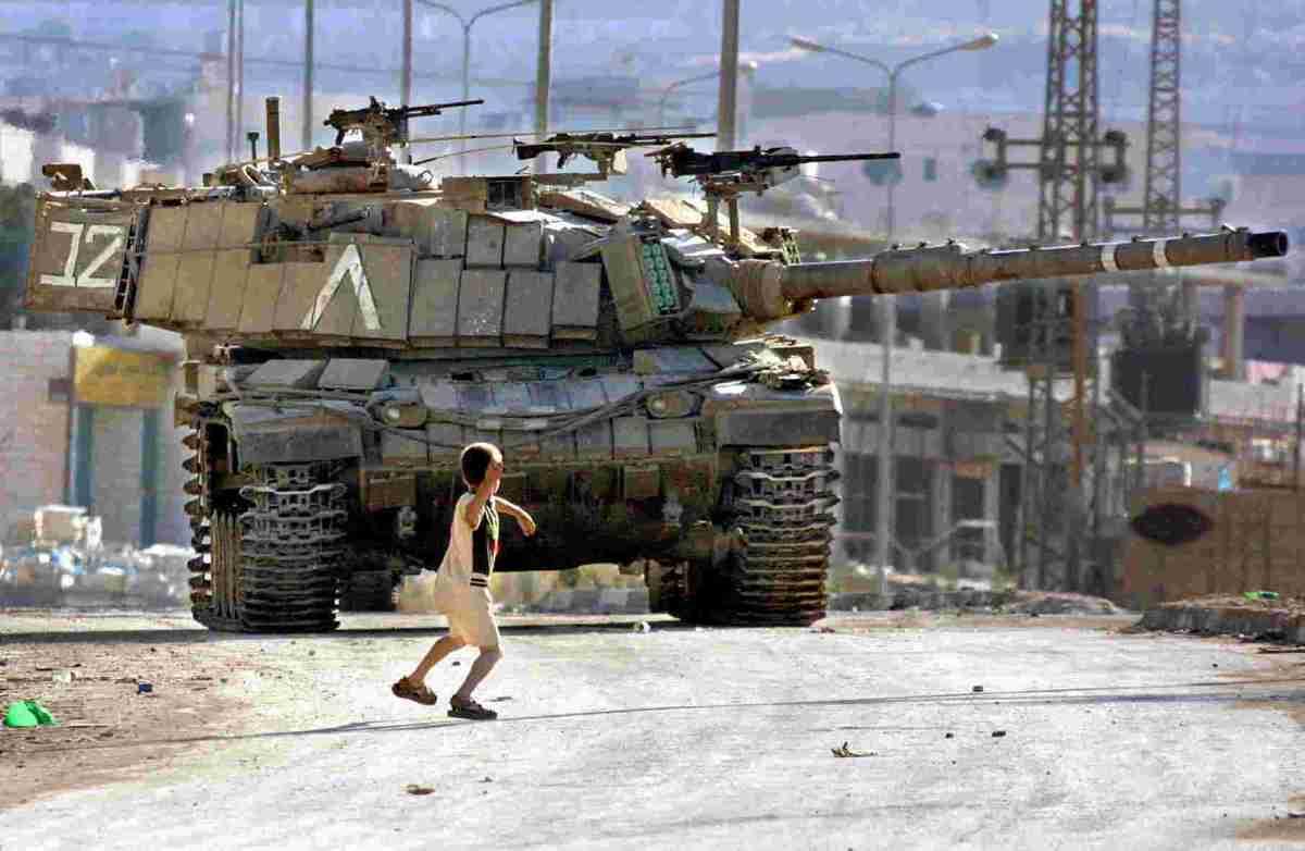 Israel – Die Frage nach dem Aggressor